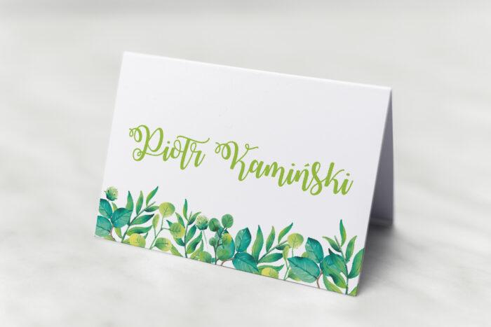 winietka-slubna-do-zaproszenia-kwadratowe-zielony-wianek-papier-matowy