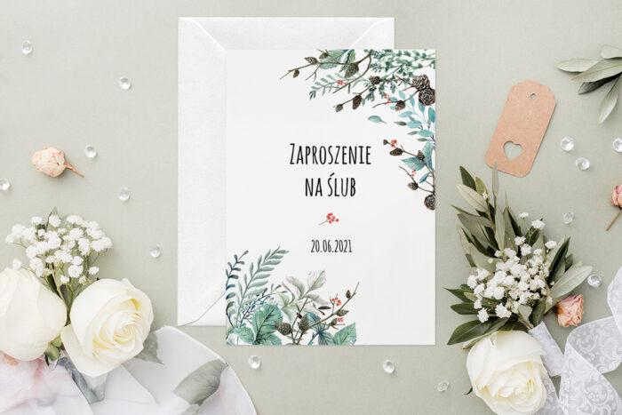 zaproszenie-slubne-botaniczne-lesne-papier-satynowany