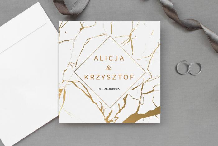 eleganckie-zaproszenie-slubne-czarno-biale-wzor-2-papier-matowy-koperta-bez-koperty