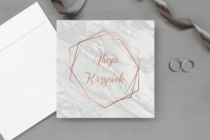 eleganckie-zaproszenie-slubne-geometryczne-marmurkowe-wzor-1-papier-matowy-koperta-bez-koperty