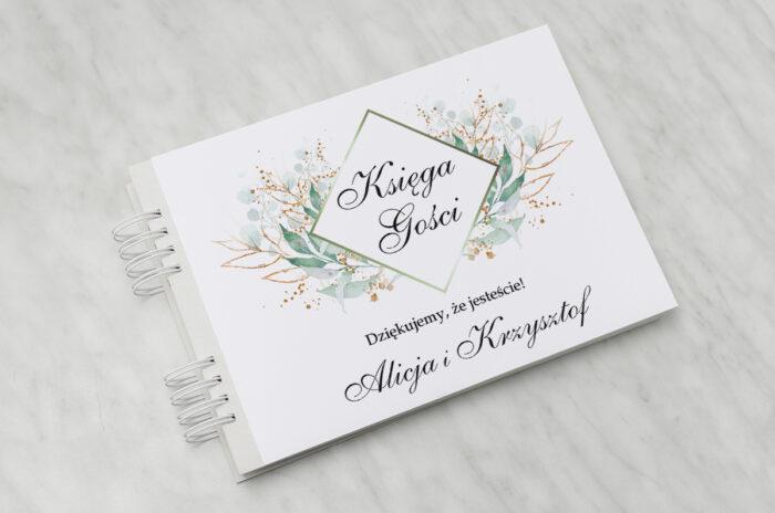 ksiega-gosci-slubnych-geometryczne-kwiaty-galazki-ze-zlotem-papier-satynowany-dodatki-ksiega-gosci