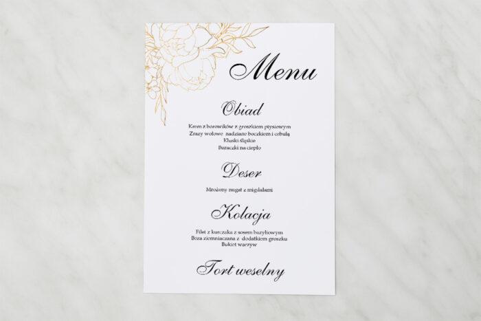 menu-weselne-pasujace-do-zaproszenia-geometryczne-kwiaty-zlote-roze-papier-matowy