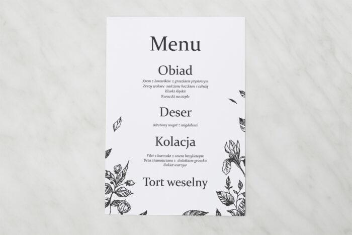 menu-weselne-rysunkowe-kwiaty-dl-roze-papier-matowy