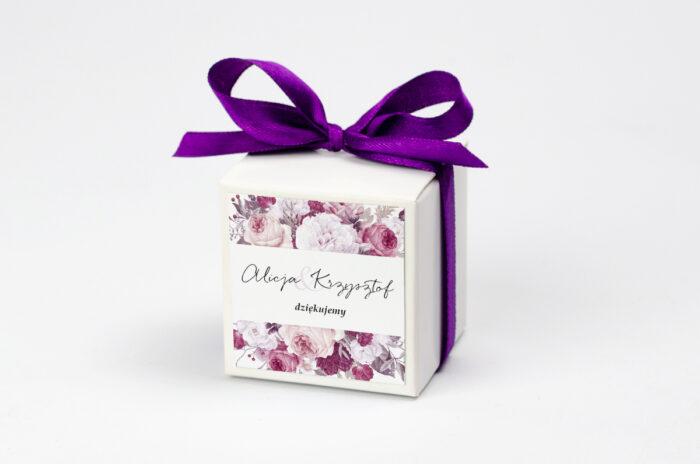 pudeleczko-z-personalizacja-jednokartkowe-z-kwiatami-kwiecista-kompozycja-kokardka--krowki-bez-krowek-papier--pudelko-