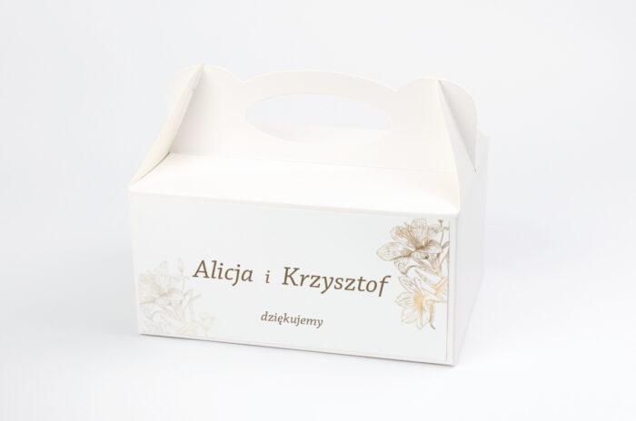 ozdobne-pudelko-na-ciasto-rysunkowe-kwiaty-lilie-papier-satynowany-pudelko-
