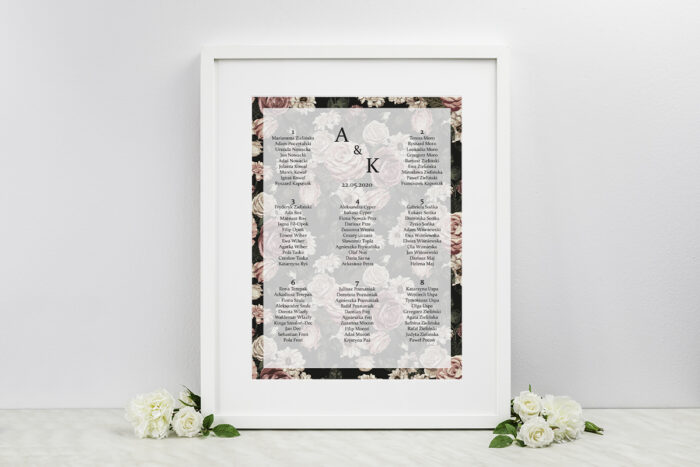 plan-stolow-weselnych-do-zaproszenia-fotograficzne-kwiaty-rysunkowe-kwiaty-dodatki-ramka-papier-matowy