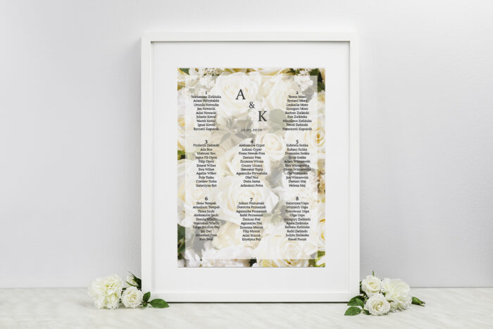 plan-stolow-weselnych-do-zaproszenia-fotograficzne-kwiaty-biale-roze-dodatki-ramka-papier-matowy