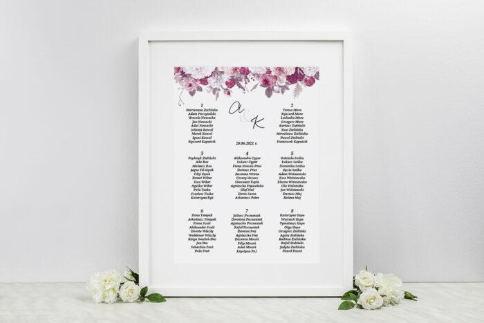 plan-stolow-weselnych-do-zaproszenia-jednokartkowe-z-kwiatami-kwiecista-kompozycja-dodatki-ramka-papier-satynowany
