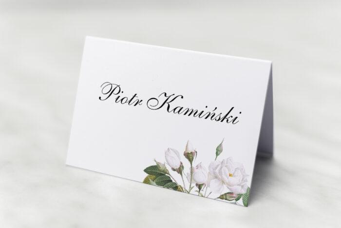 winietka-slubna-do-zaproszenia-geometryczne-kwiaty-biale-roze-papier-matowy