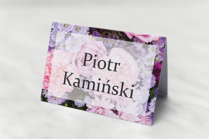 winietka-slubna-pasujaca-do-zaproszen-fotograficzne-kwiaty-rozowo-fioletowy-bukiet-papier-matowy