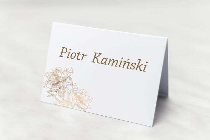 winietka-slubna-rysunkowe-kwiaty-lilie-papier-matowy