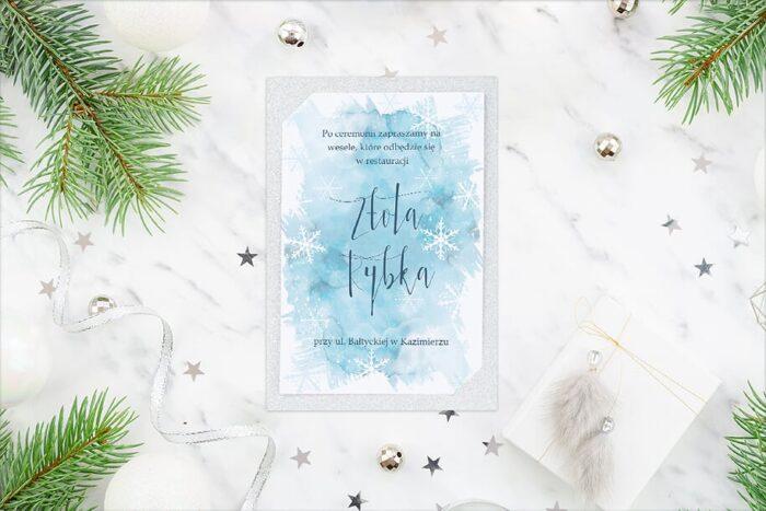 dodatkowa-karteczka-do-zaproszenia-zimowe-niebieska-akwarela-papier-matowy-podkladki-brokatowa-srebrna-c6