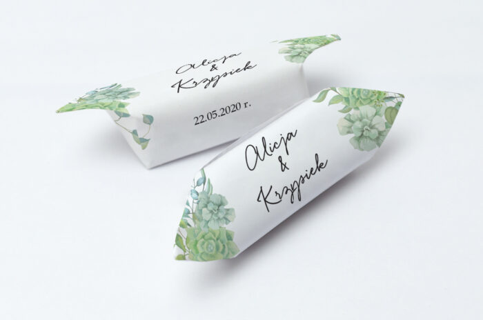 krowki-slubne-1-kg-eleganckie-kwiaty-sukulenty-papier-papier60g