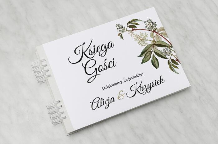 ksiega-gosci-slubnych-botaniczne-jednokartkowe-czarny-bez-papier-matowy-dodatki-ksiega-gosci