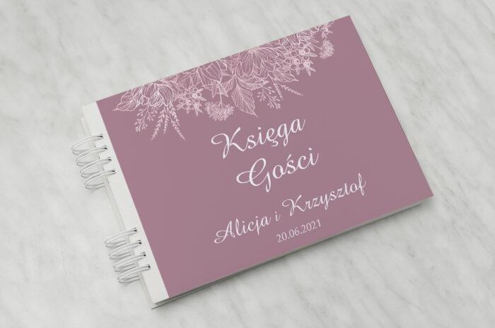 ksiega-gosci-slubnych-duze-inicjaly-konturowe-kwiaty-papier-satynowany-dodatki-ksiega-gosci