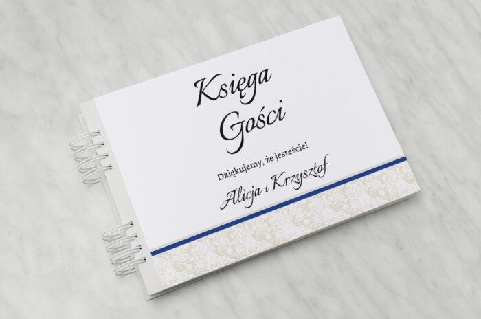 ksiega-gosci-slubnych-ornament-z-koronka-granat-papier-matowy-dodatki-ksiega-gosci