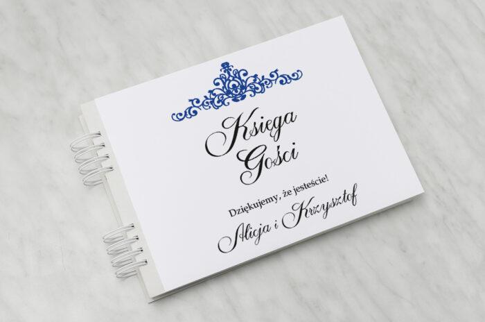 ksiega-gosci-slubnych-eleganckie-slubne-3d-niebieskie-papier-matowy-dodatki-ksiega-gosci