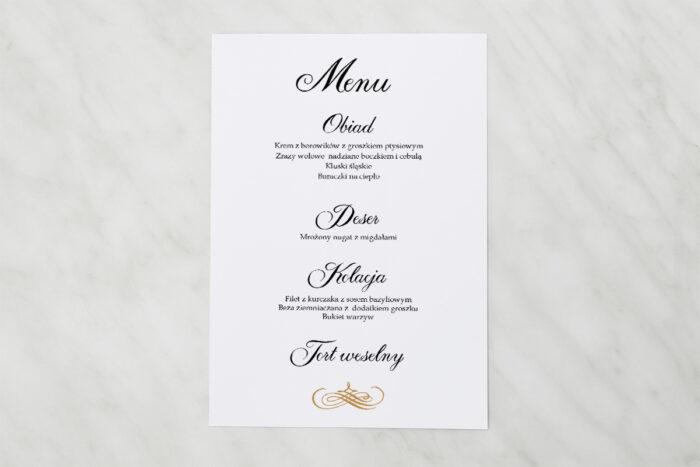 menu-weselne-eleganckie-slubne-3d-zlote-papier-satynowany