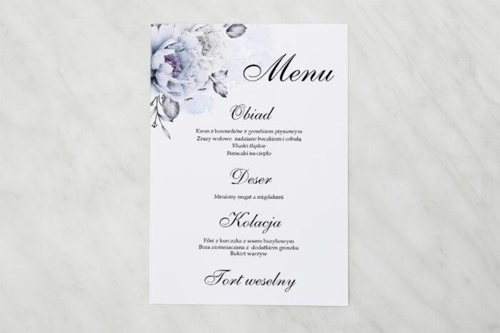 menu-weselne-pasujace-do-zaproszenia-geometryczne-kwiaty-blekitne-kwiaty-papier-matowy
