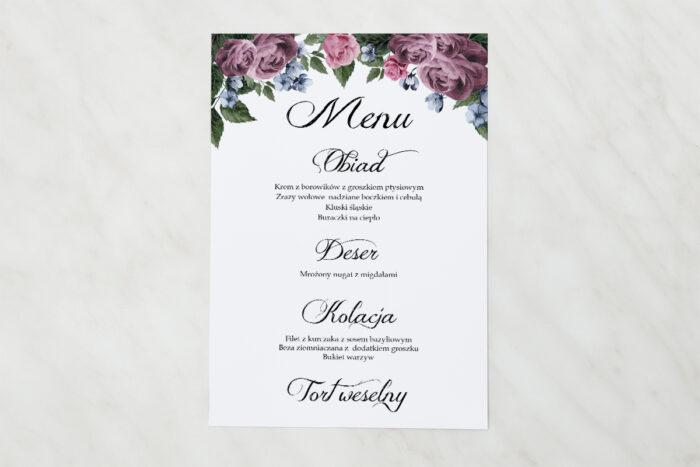 menu-weselne-do-zaproszenia-botaniczne-fioletowe-roze-papier-matowy