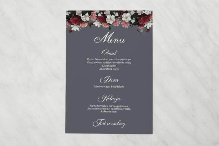 menu-weselne-pasujace-do-zaproszenia-kwiatowe-nawy-burgundowy-bukiet-papier-matowy