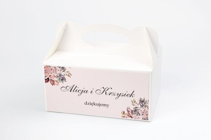 ozdobne-pudelko-na-ciasto-kwiatowe-galazki-rozowo-bordowe-roze-papier-satynowany-pudelko-
