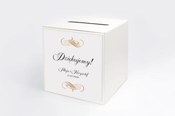 personalizowane-pudelko-na-koperty-eleganckie-slubne-3d-zlote-papier-satynowany-pudelko-