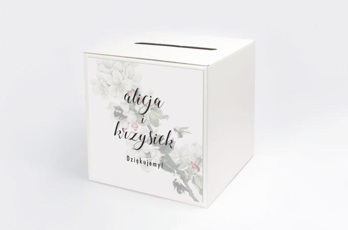 personalizowane-pudelko-na-koperty-botaniczne-jednokartkowe-kwiat-jabloni-papier-satynowany-pudelko-