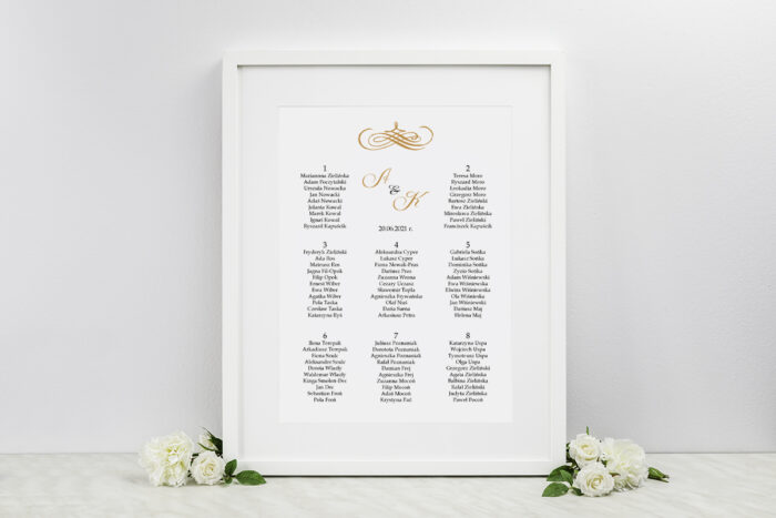 plan-stolow-weselnych-eleganckie-slubne-3d-zlote-dodatki-ramka-papier-matowy
