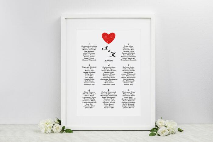 plan-stolow-weselnych-vintage-black-white-czerwone-dodatki-ramka-papier-matowy