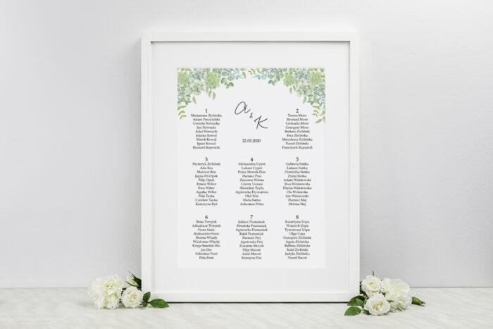 plan-stolow-weselnych-do-zaproszen-eleganckie-kwiaty-sukulenty-dodatki-ramka-papier-matowy
