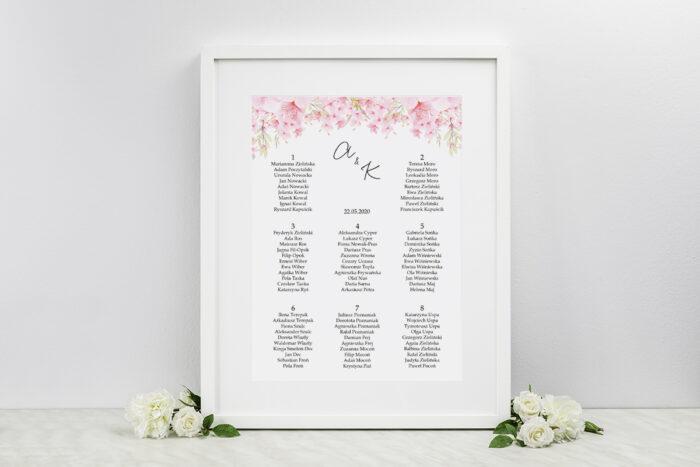 plan-stolow-weselnych-do-zaproszen-eleganckie-kwiaty-kwiaty-wisni-dodatki-ramka-papier-matowy