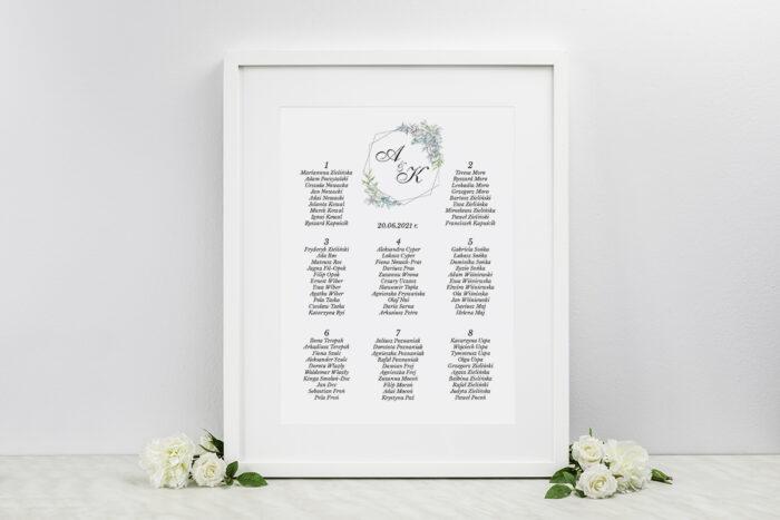 plan-stolow-weselnych-do-zaproszen-geometryczne-ze-zdjeciem-zimowe-listki-dodatki-ramka-papier-matowy