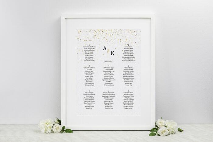 plan-stolow-weselnych-do-zaproszenia-minimalistyczne-ze-zlotem-zlote-kropeczki-dodatki-ramka-papier-ecruefakturowany