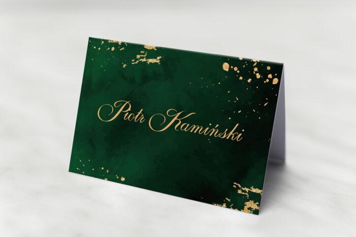 winietka-slubna-do-zaproszenia-eleganckie-szmaragdowe-papier-matowy