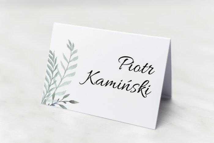 winietka-slubna-do-zaproszenia-botaniczne-jednokartkowe-zamiokulkas-papier-matowy