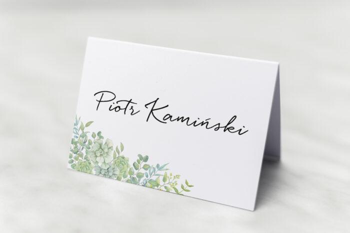 winietka-slubna-do-zaproszenia-eleganckie-kwiaty-sukulenty-papier-matowy