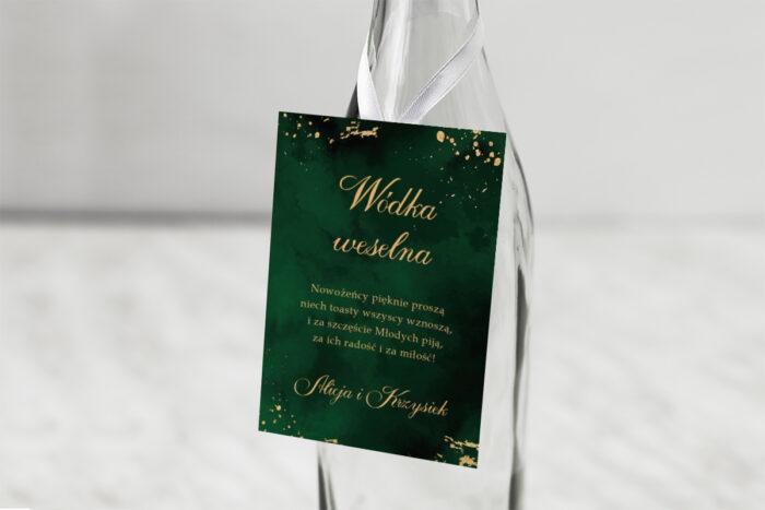 zawieszka-na-alkohol-do-zaproszenia-eleganckie-szmaragdowe-dodatki-zawieszka-papier-matowy