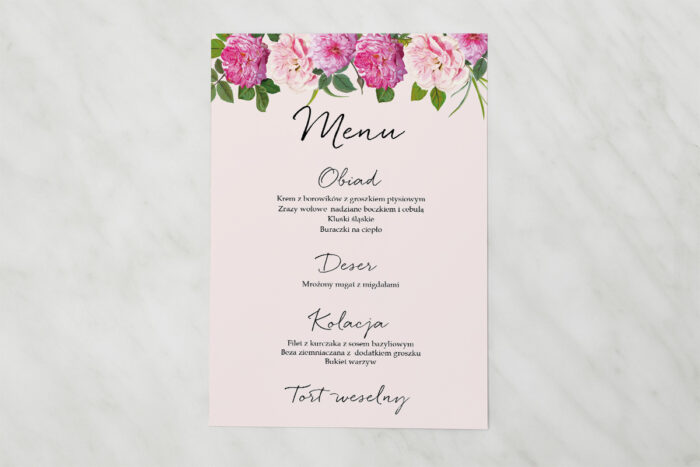 menu-weselne-pasujace-do-zaproszenia-eleganckie-kwiaty-biale-i-rozowe-piwonie-papier-matowy