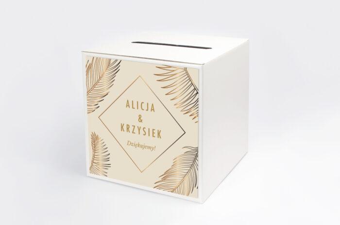 personalizowane-pudelko-na-koperty-geometryczne-nowoczesne-tropikalne-jasne-papier-satynowany-pudelko-