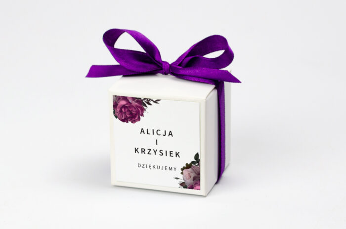 pudeleczko-z-personalizacja-do-zaproszenia-boho-czerwoneeco-roza-stulistna-kokardka--krowki-bez-krowek-papier--pudelko-