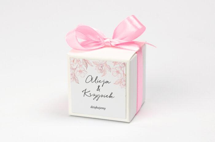 pudeleczko-z-personalizacja-do-zaproszenia-z-nawami-delikatne-kwiaty-pudrowe-kokardka--krowki-bez-krowek-papier--pudelko-