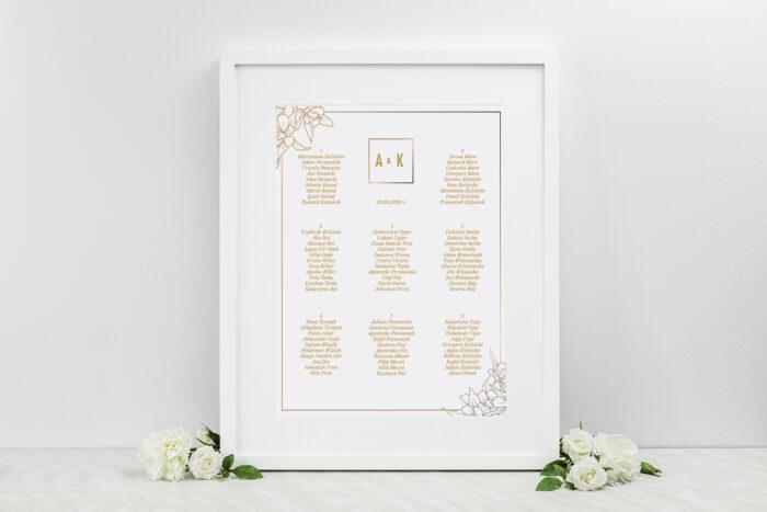 plan-stolow-weselnych-do-zaproszen-geometryczne-czarno-biale-minimalistyczne-kwiatuszki-jasne-dodatki-ramka-papier-matowy