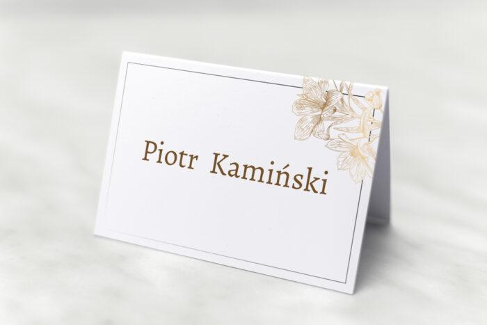 winietka-slubna-do-zaproszenia-geometryczne-czarno-biale-delikatne-lilie-jasne-papier-matowy