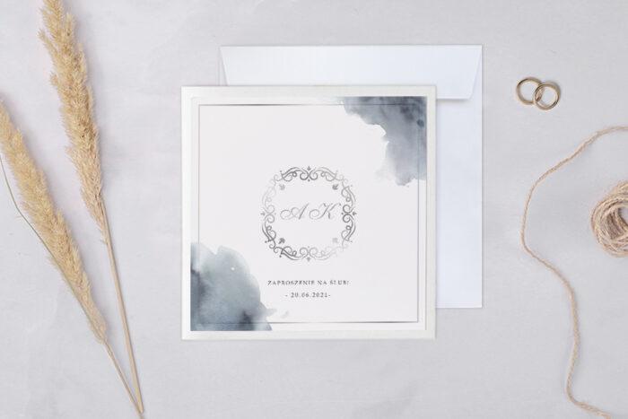 zaproszenie-slubne-kwadratowy-zestaw-elegancka-akwarela-papier-matowy-koperta-k4-szara-folder-z-kieszonkami-kwadratowy-ecru-perlowy