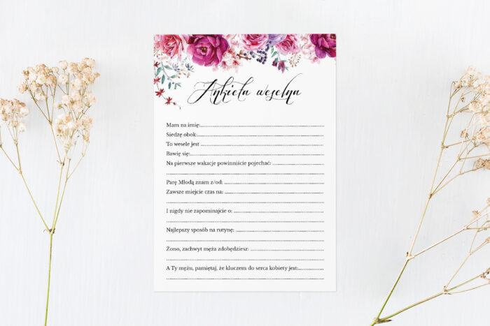 ankieta-weselna-pasujaca-do-zaproszenia-fuksjowe-poenie-papier-satynowany