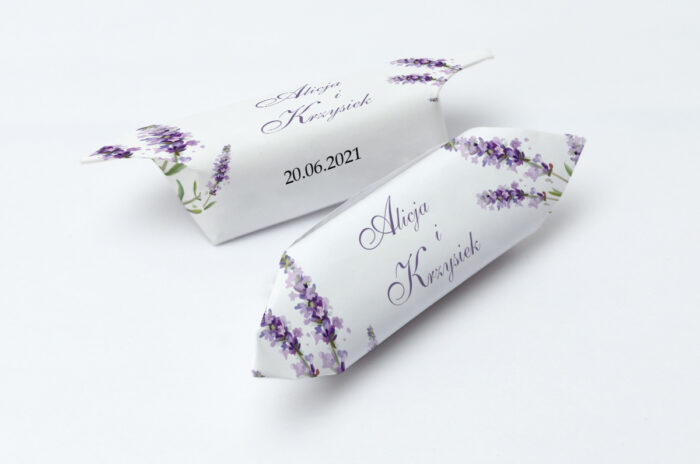 krowki-slubne-1-kg-minimalistyczne-z-kwiatem-lawenda-papier-papier60g