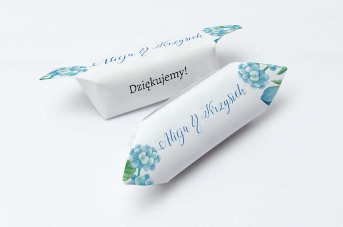 krowki-slubne-1-kg-kwadratowa-kartka-niebieskie-hortensje-papier-papier60g