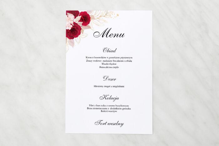 menu-weselne-pasujace-do-zaproszenia-geometryczne-kwiaty-pasowe-roze-papier-matowy