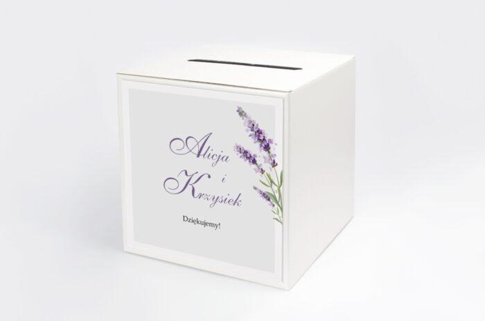 personalizowane-pudelko-na-koperty-minimalistyczne-z-kwiatem-lawenda-papier-satynowany-pudelko-